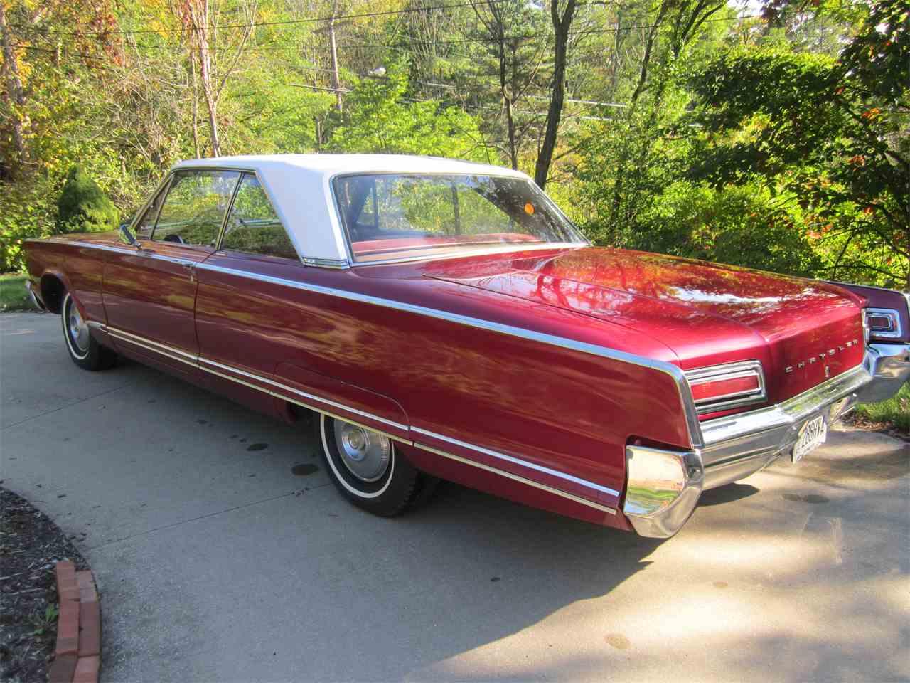 Large Picture of '66 Newport - FETU