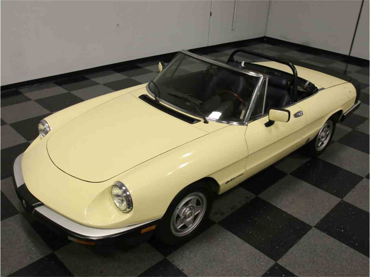 Large Picture of '84 2000 Spider Veloce - FEUZ