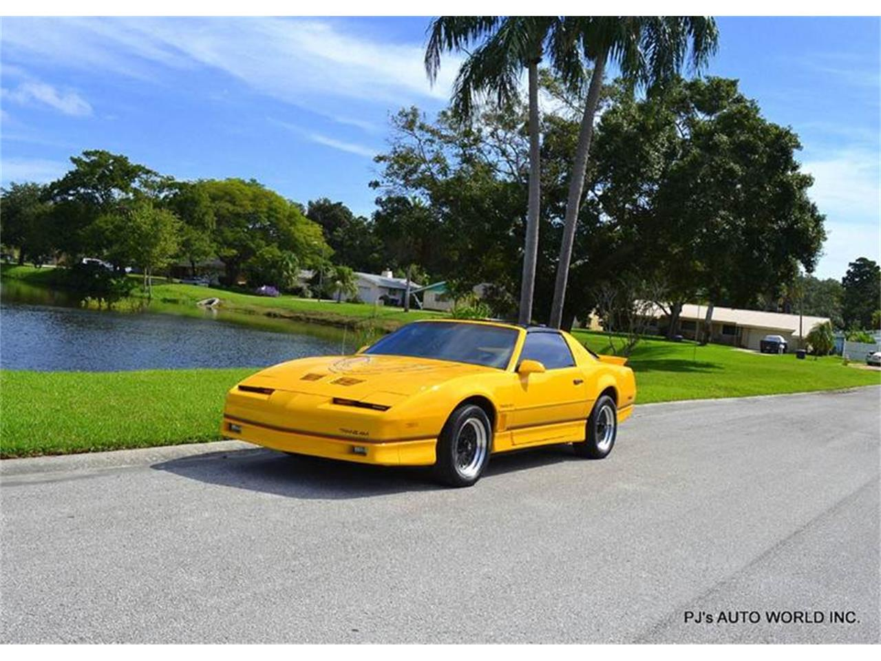 Large Picture of '86 Pontiac Firebird located in Clearwater Florida - $13,900.00 Offered by PJ's Auto World - FF1Q