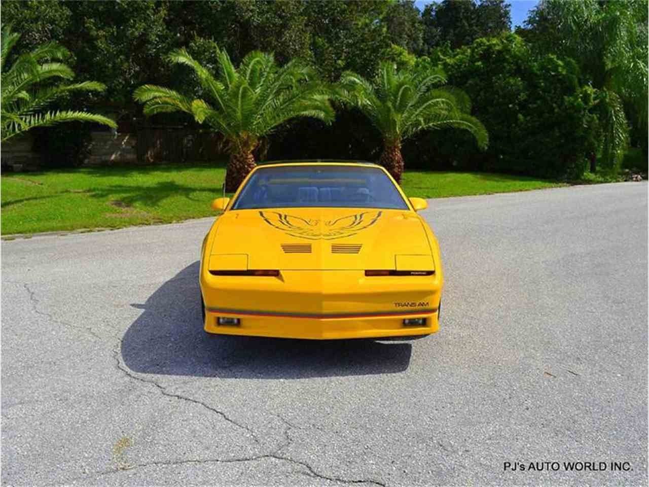 Large Picture of '86 Firebird - FF1Q