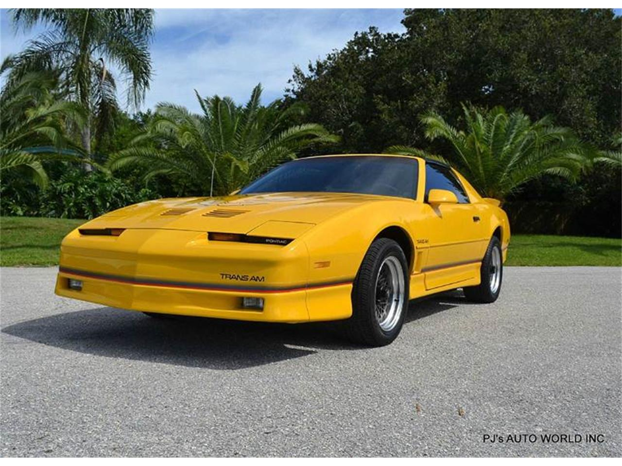 Large Picture of '86 Pontiac Firebird Offered by PJ's Auto World - FF1Q