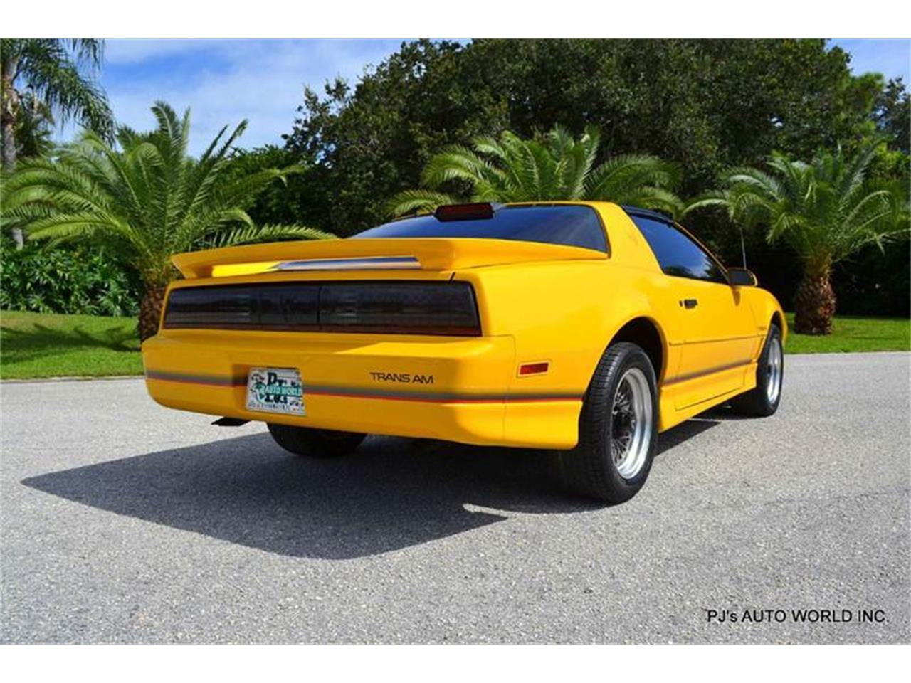 Large Picture of 1986 Firebird Offered by PJ's Auto World - FF1Q