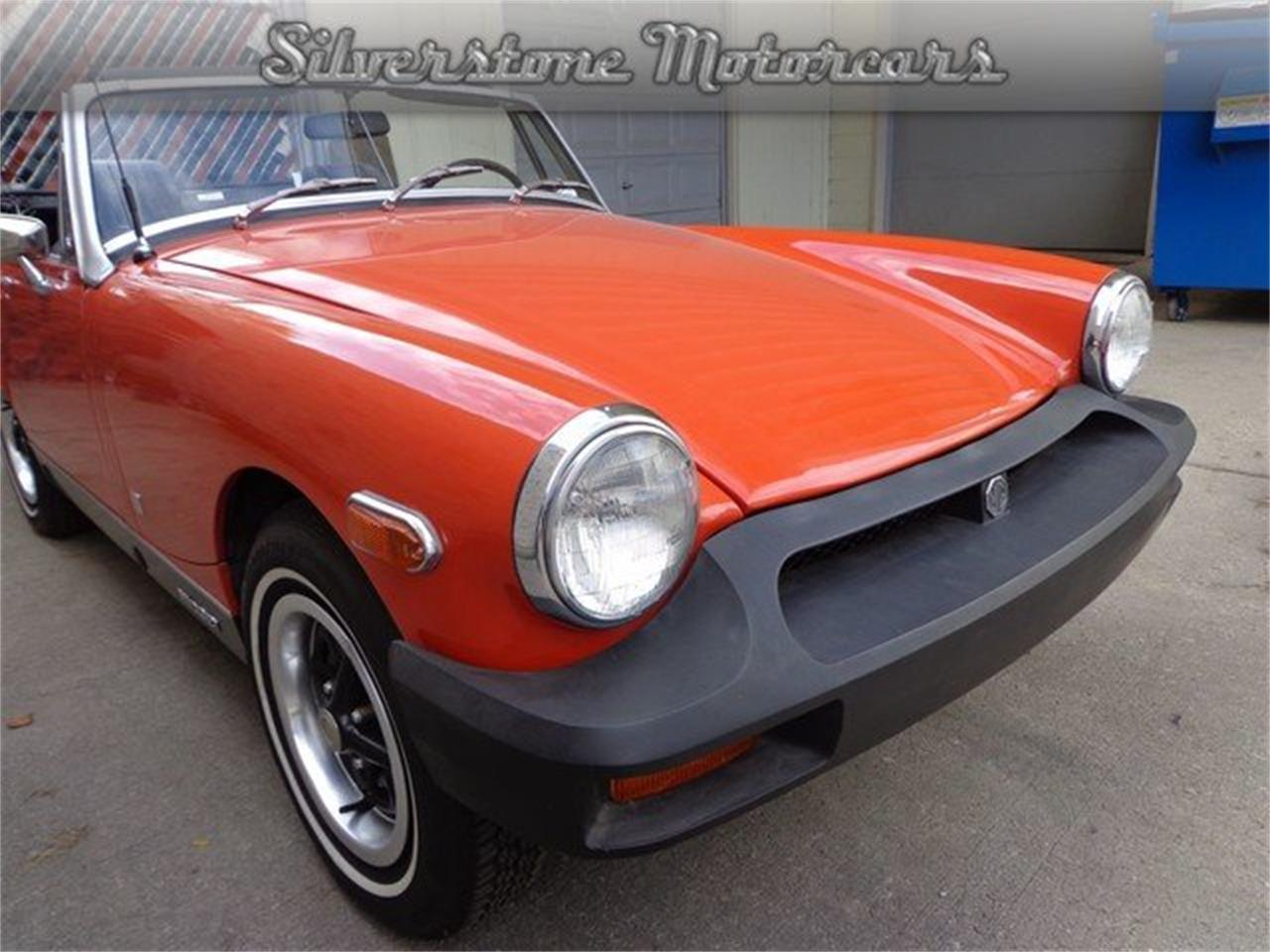 Large Picture of 1976 MG Midget - F8K7