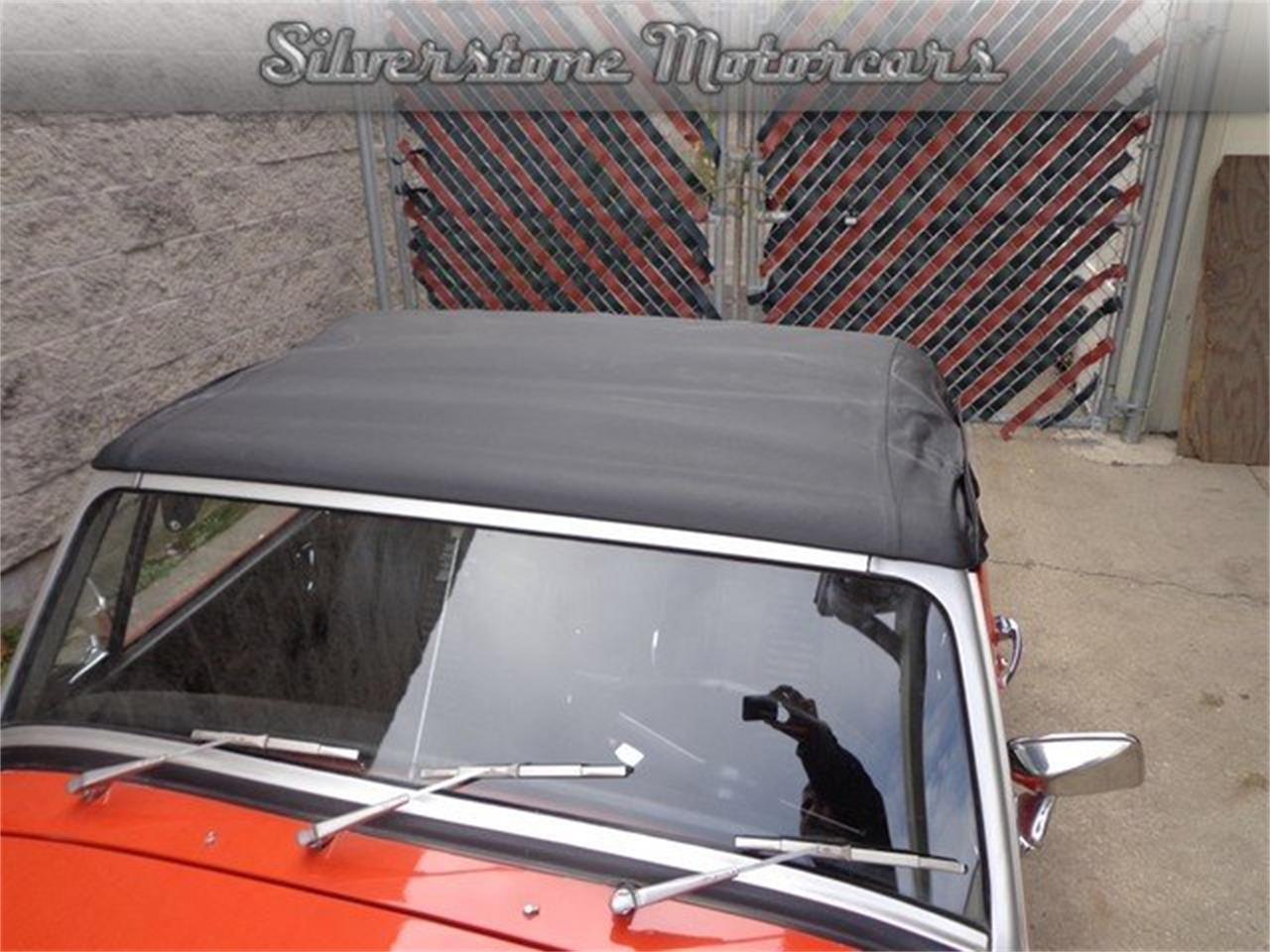 Large Picture of '76 Midget located in North Andover Massachusetts Offered by Silverstone Motorcars - F8K7