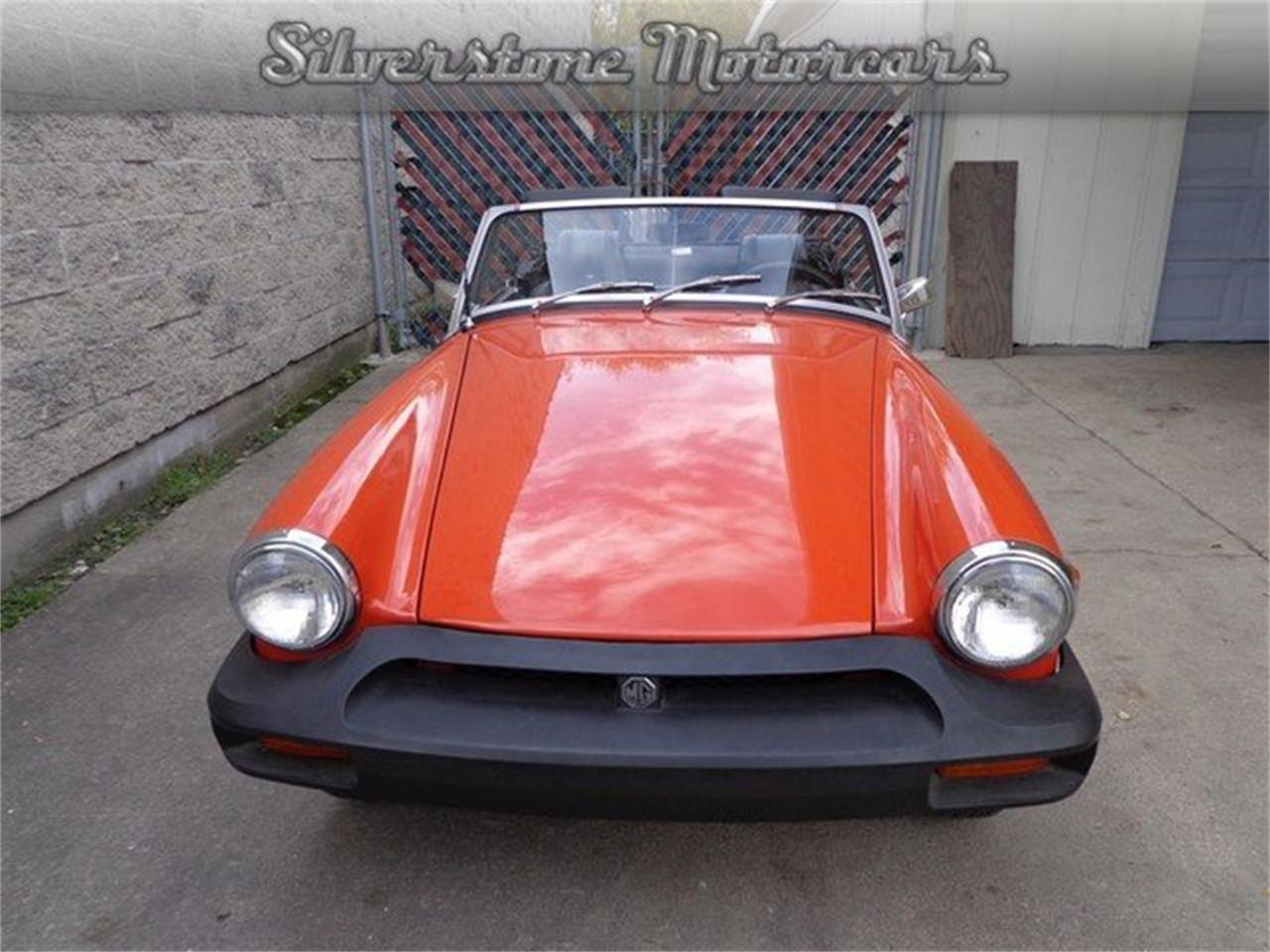 Large Picture of '76 MG Midget located in North Andover Massachusetts Offered by Silverstone Motorcars - F8K7