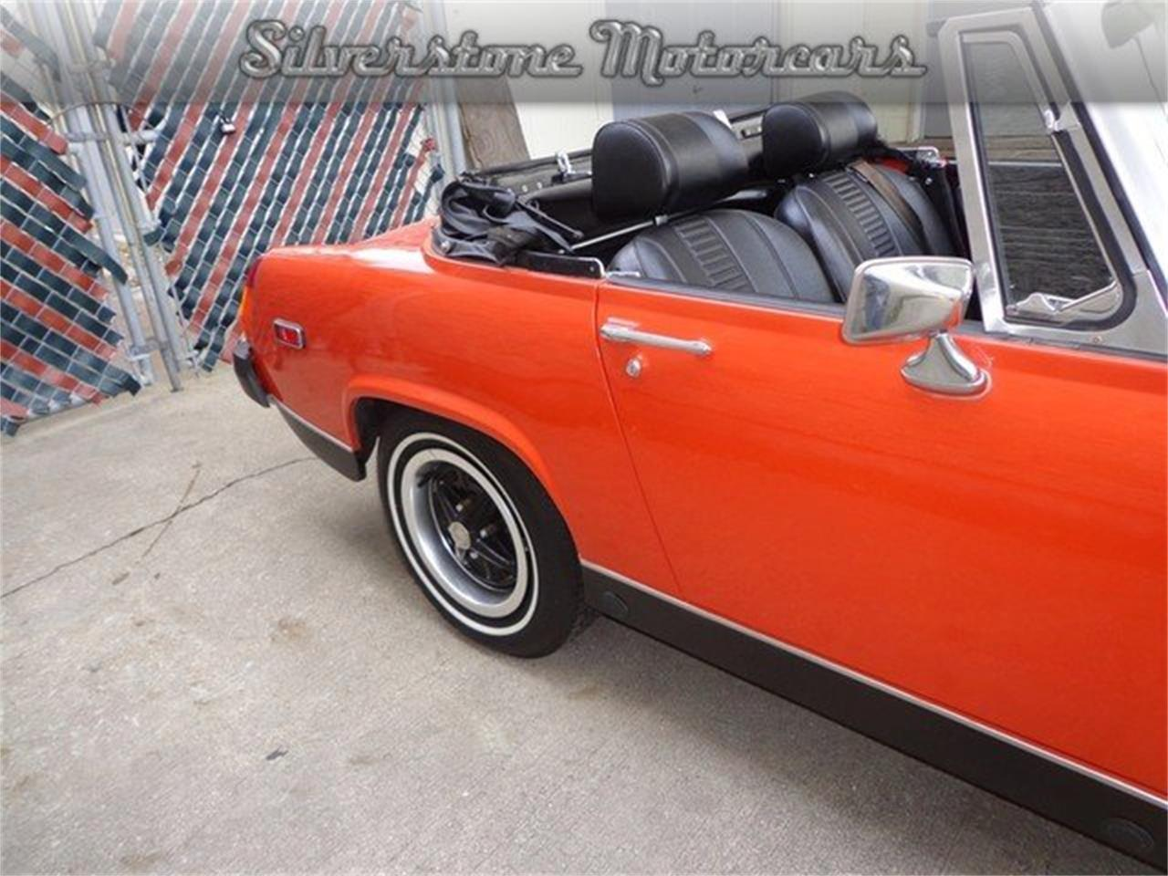 Large Picture of 1976 MG Midget located in North Andover Massachusetts - $7,500.00 Offered by Silverstone Motorcars - F8K7