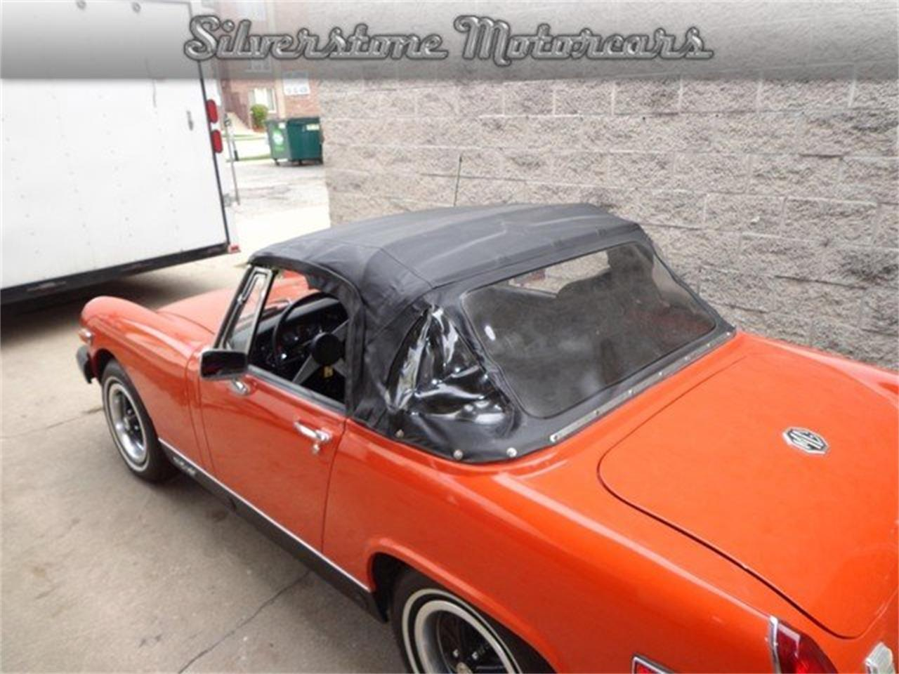 Large Picture of '76 MG Midget located in Massachusetts - F8K7