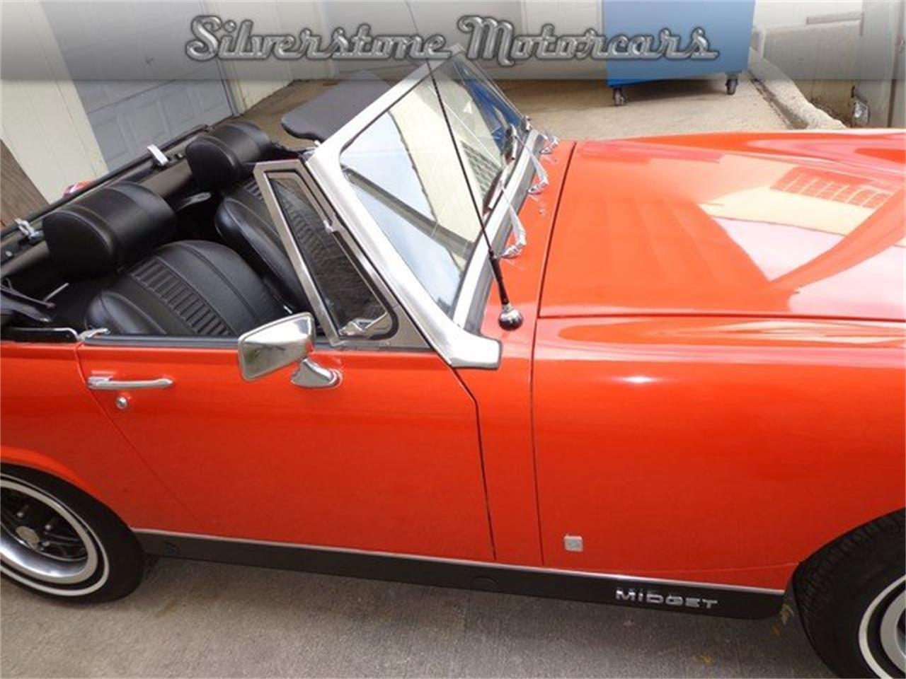 Large Picture of 1976 MG Midget located in North Andover Massachusetts Offered by Silverstone Motorcars - F8K7