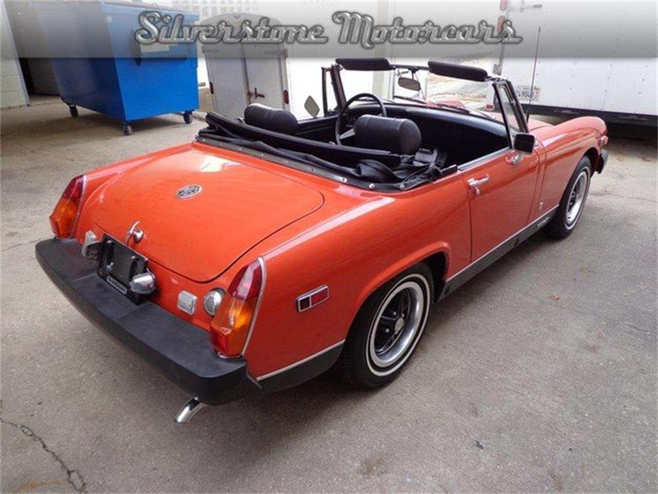 Large Picture of '76 Midget located in North Andover Massachusetts - F8K7
