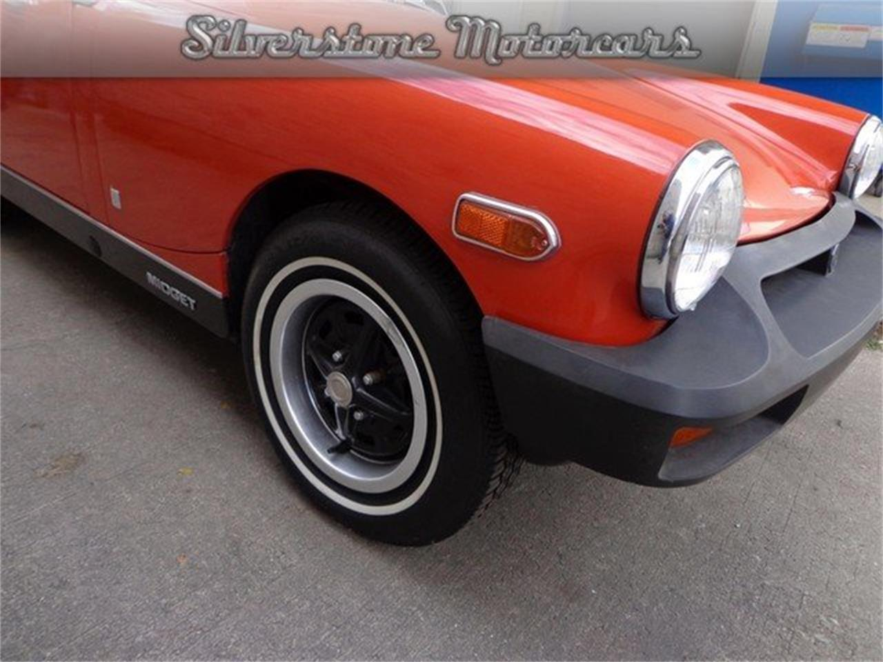 Large Picture of 1976 MG Midget located in North Andover Massachusetts - F8K7