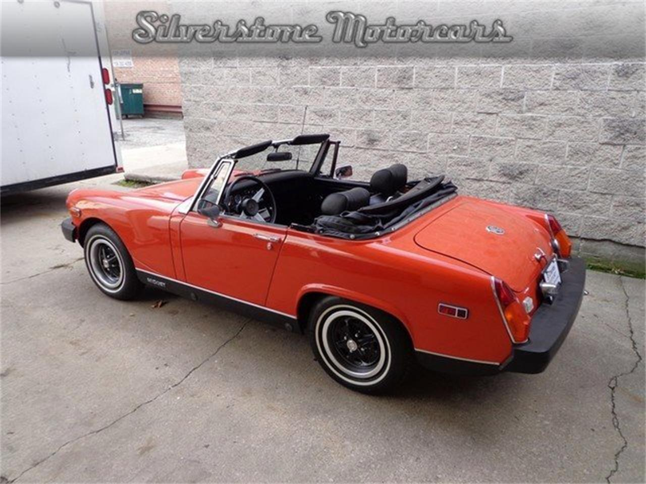 Large Picture of 1976 MG Midget Offered by Silverstone Motorcars - F8K7