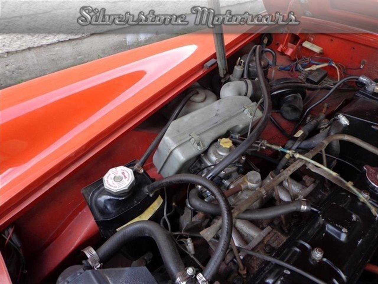 Large Picture of '76 Midget Offered by Silverstone Motorcars - F8K7