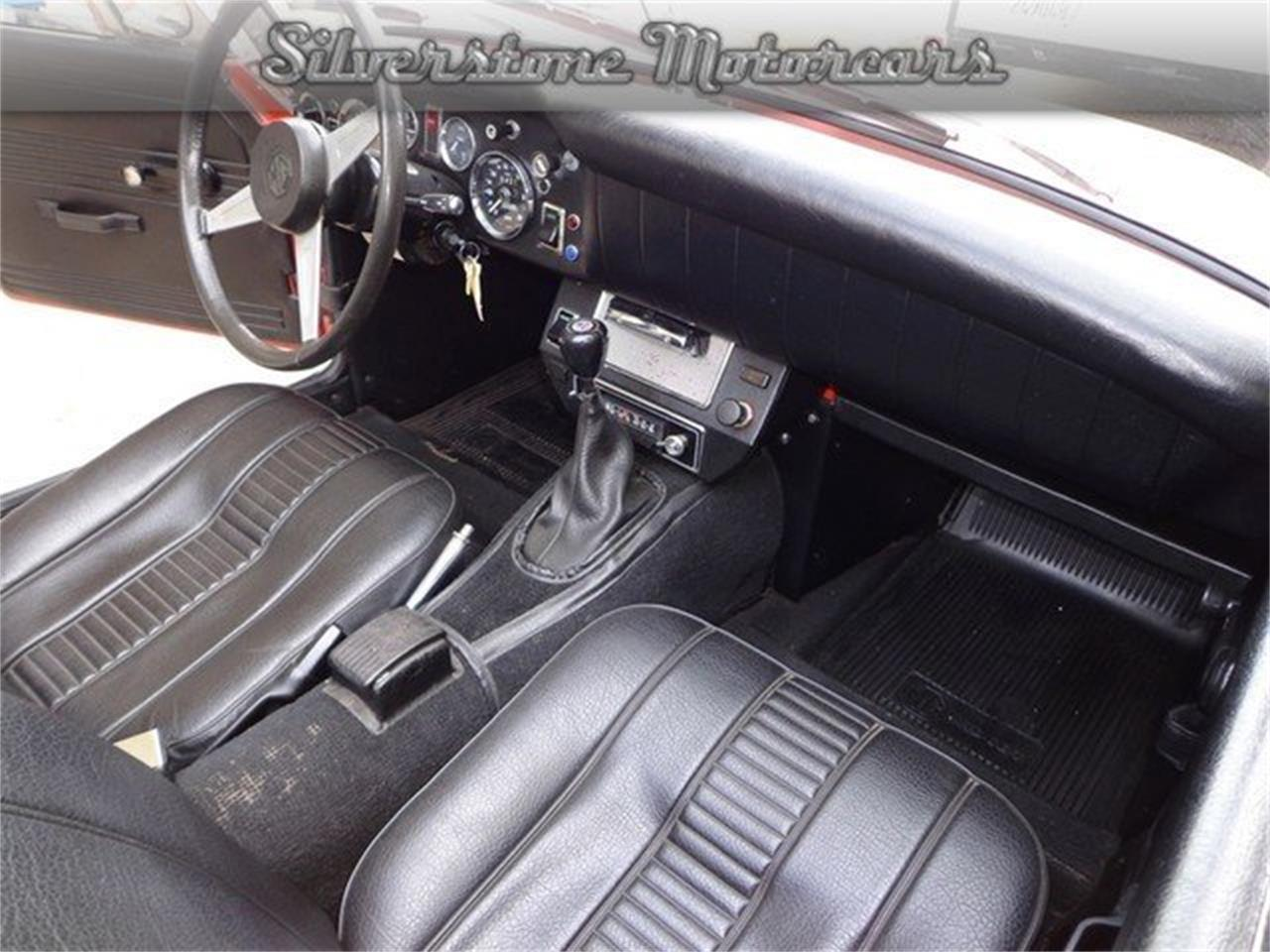 Large Picture of '76 MG Midget located in Massachusetts Offered by Silverstone Motorcars - F8K7