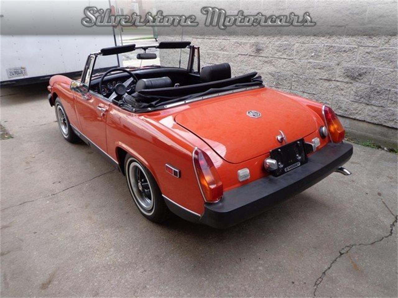Large Picture of '76 MG Midget - F8K7