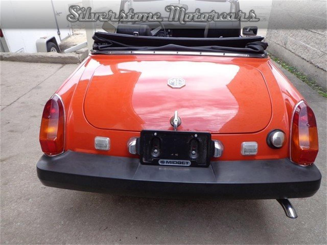 Large Picture of '76 MG Midget located in North Andover Massachusetts - $7,500.00 - F8K7