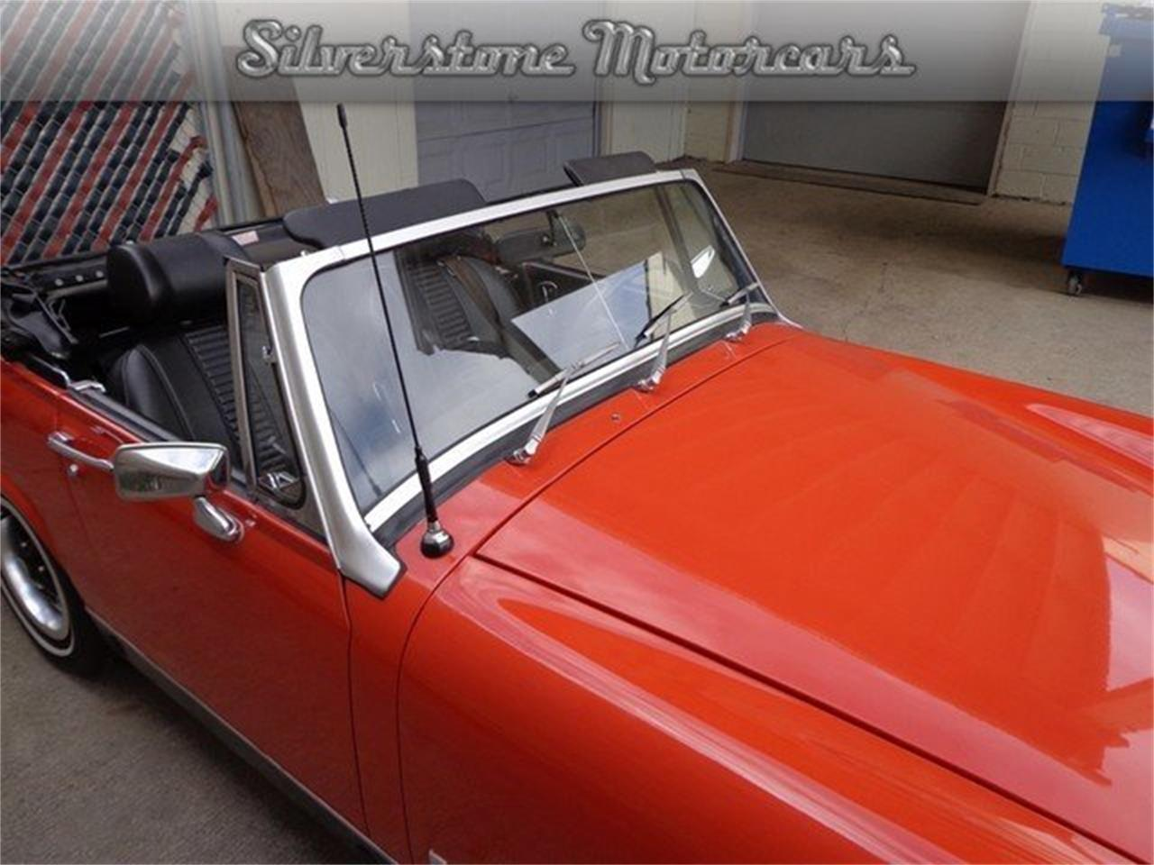 Large Picture of 1976 MG Midget located in Massachusetts - F8K7