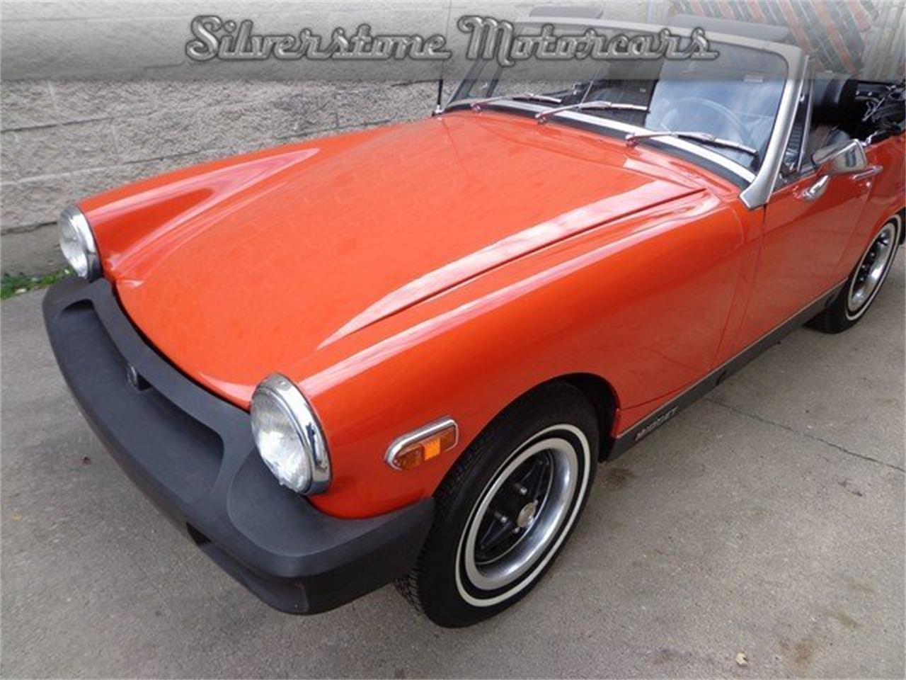 Large Picture of '76 MG Midget Offered by Silverstone Motorcars - F8K7
