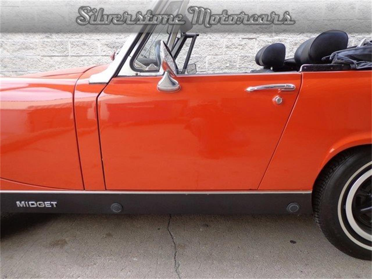 Large Picture of '76 MG Midget located in North Andover Massachusetts - F8K7