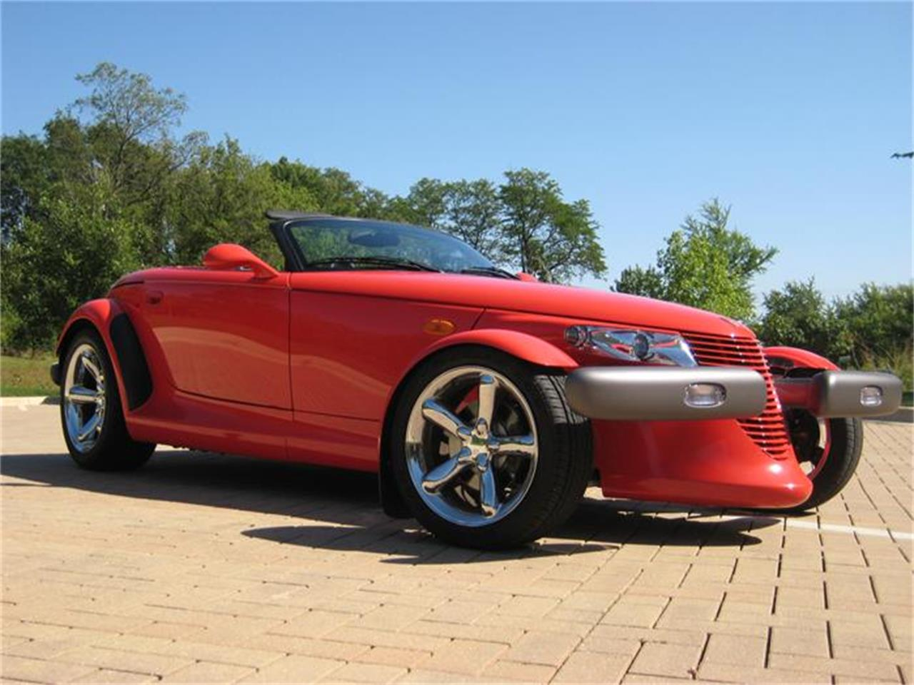 Large Picture of '99 Prowler Offered by Classic Auto Haus - FF2G