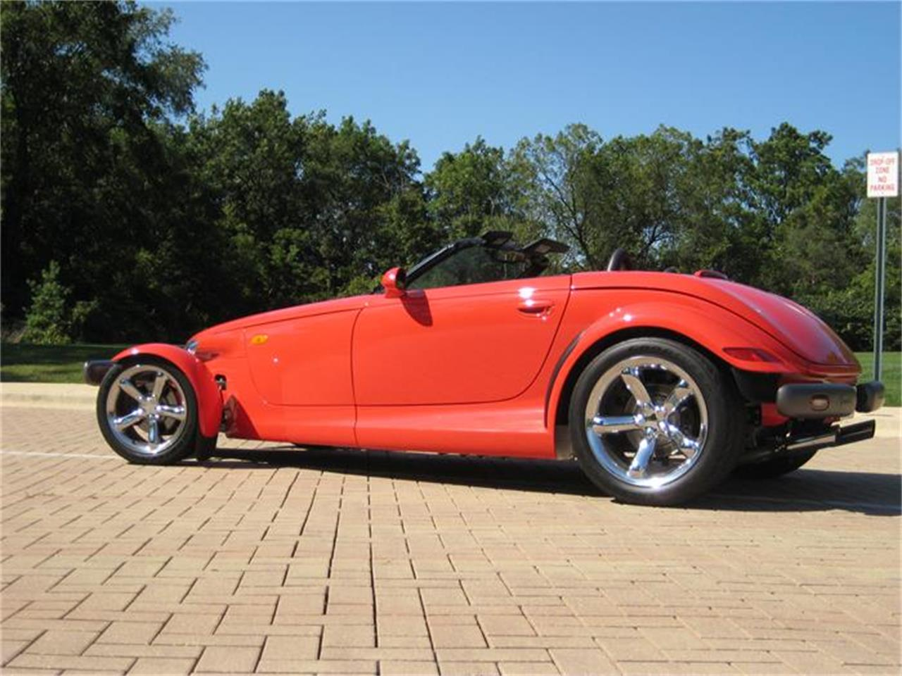Large Picture of 1999 Prowler Offered by Classic Auto Haus - FF2G