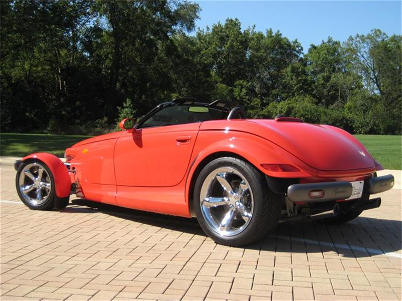 Large Picture of 1999 Prowler - $39,995.00 - FF2G