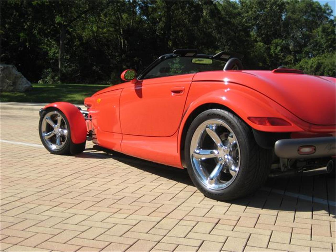 Large Picture of 1999 Plymouth Prowler - $39,995.00 Offered by Classic Auto Haus - FF2G