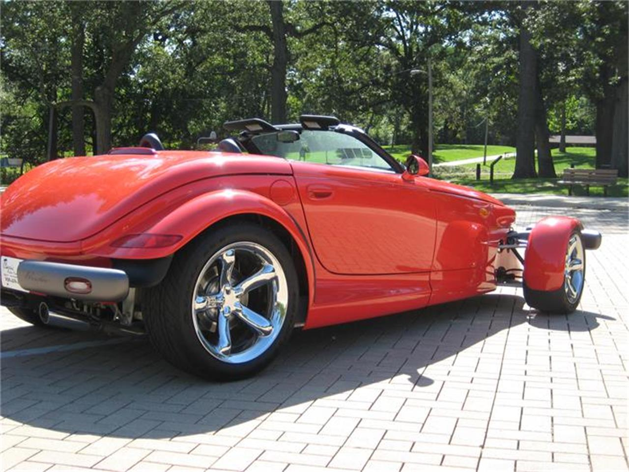 Large Picture of 1999 Plymouth Prowler - $39,995.00 - FF2G