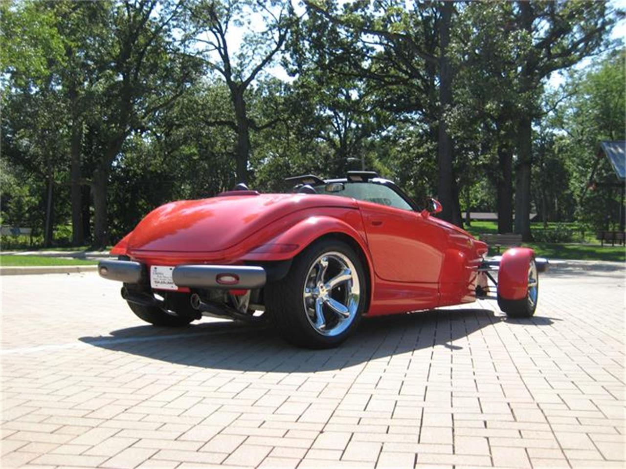 Large Picture of 1999 Plymouth Prowler Offered by Classic Auto Haus - FF2G