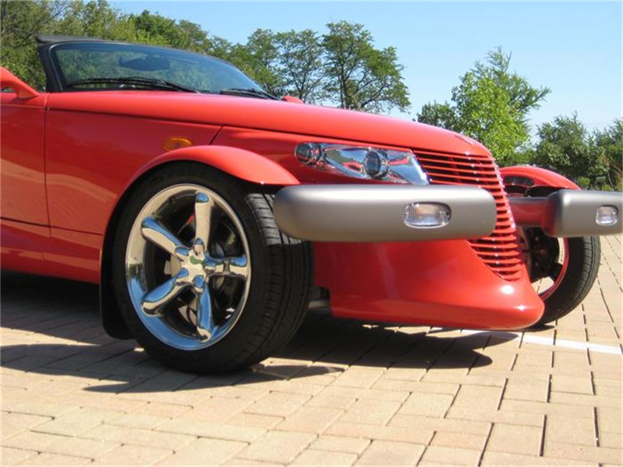 Large Picture of 1999 Plymouth Prowler located in Geneva Illinois Offered by Classic Auto Haus - FF2G