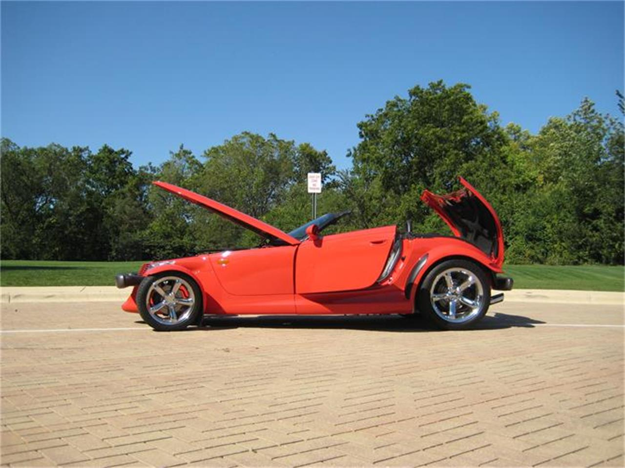 Large Picture of 1999 Plymouth Prowler located in Illinois - $39,995.00 Offered by Classic Auto Haus - FF2G