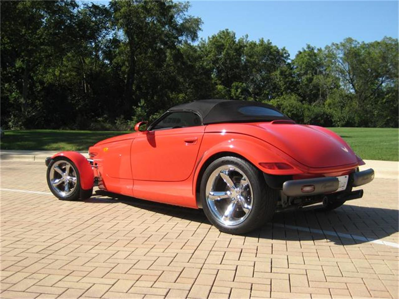 Large Picture of '99 Plymouth Prowler Offered by Classic Auto Haus - FF2G
