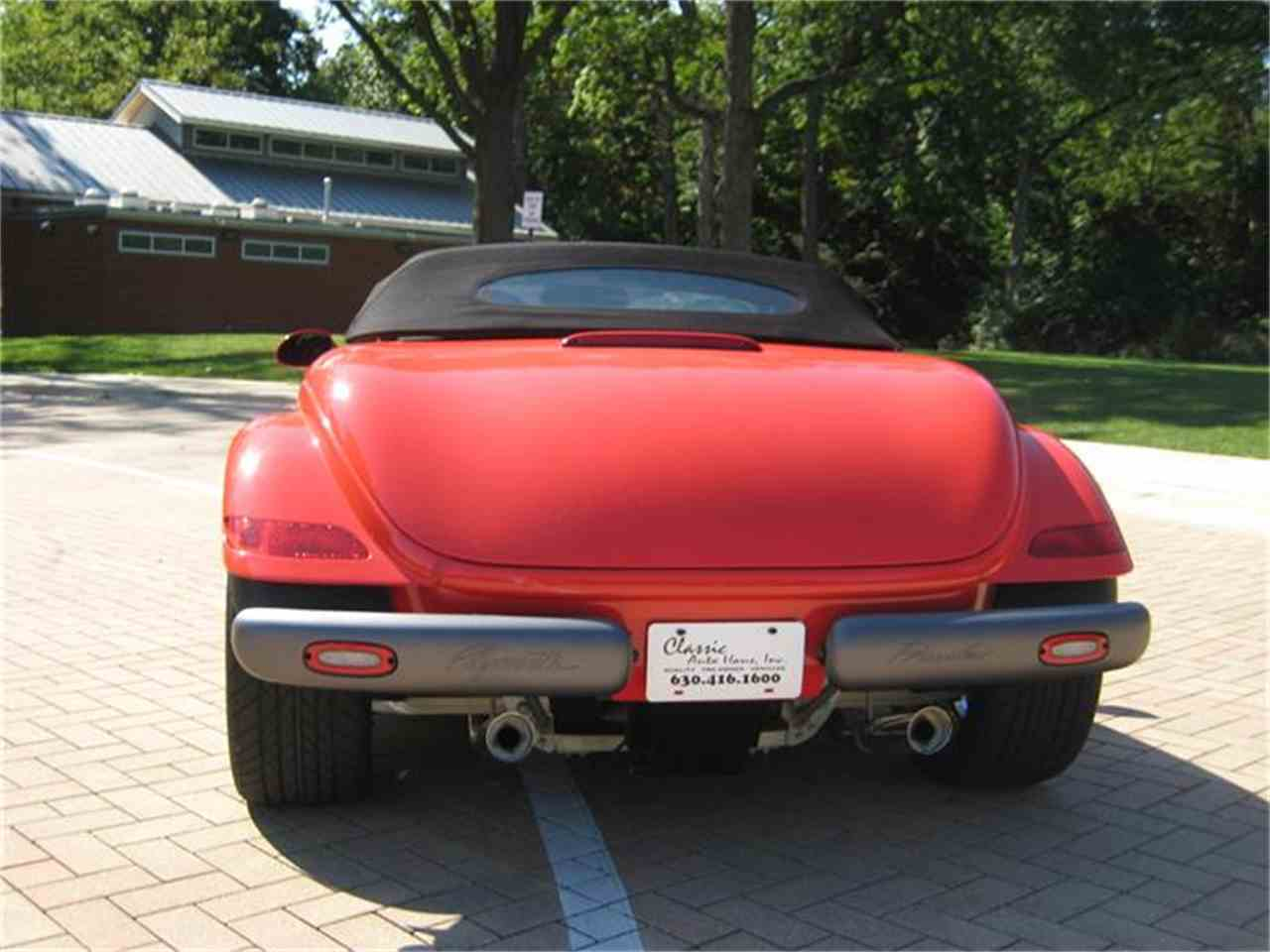 1999 Plymouth Prowler For Sale In Geneva Illinois 60134 on prowler auctions