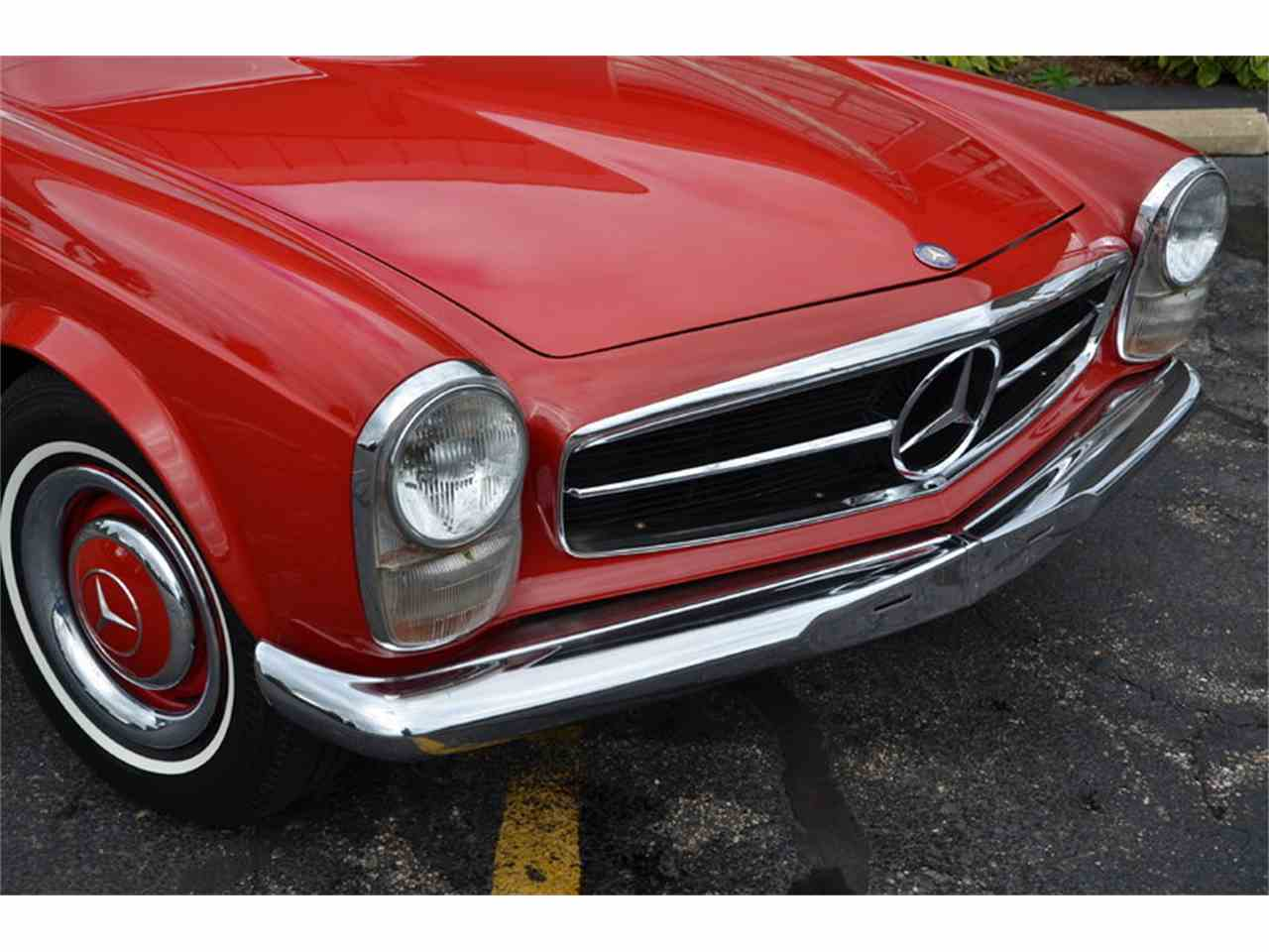 Large Picture of '67 230SL - FF2J