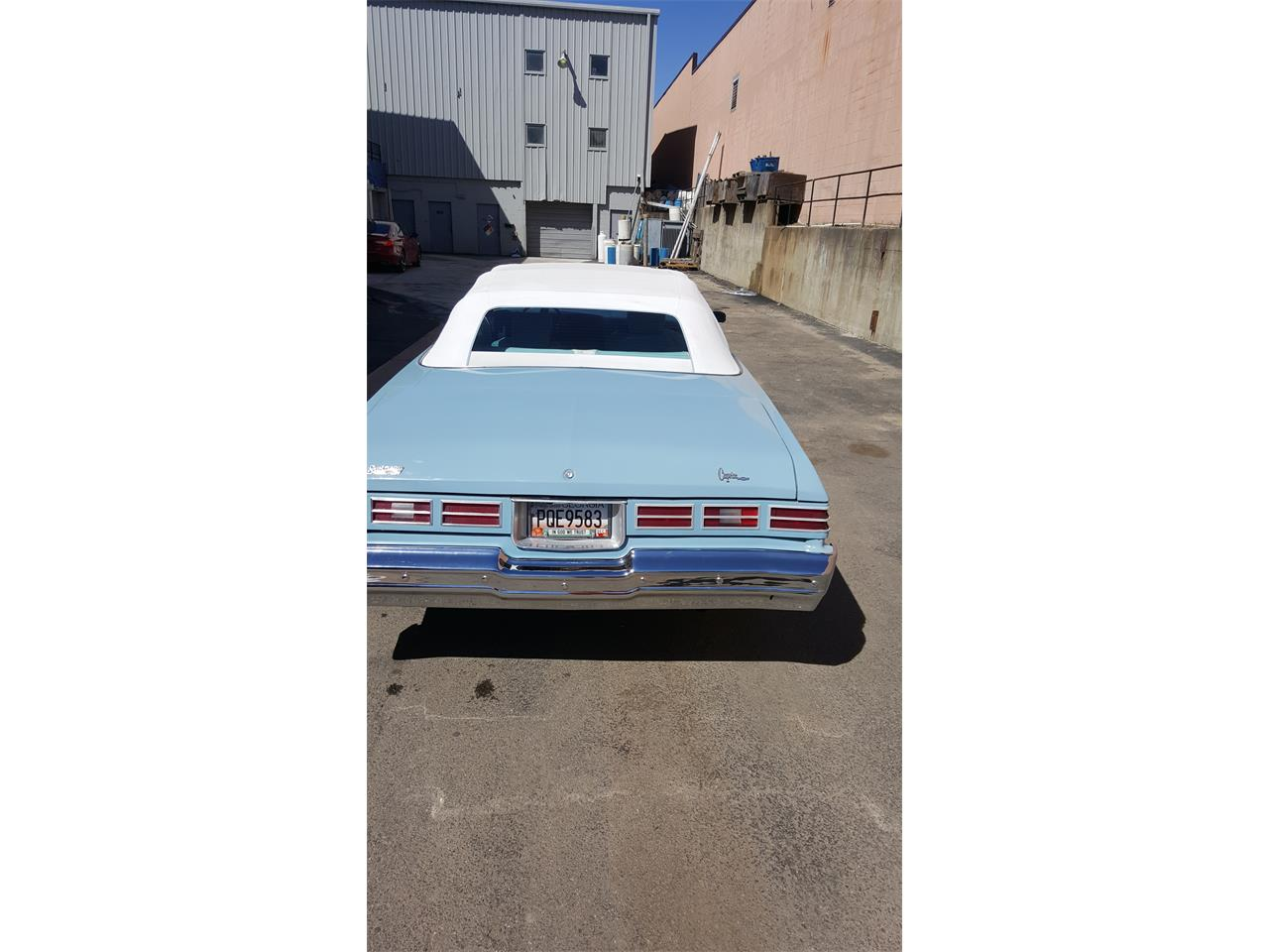 Large Picture of 1975 Chevrolet Caprice located in Maryland - FF2X