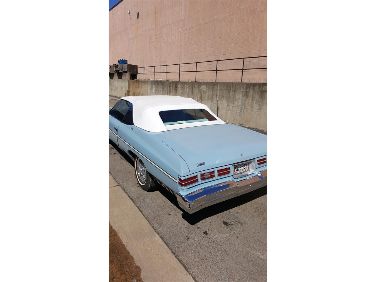 Large Picture of 1975 Chevrolet Caprice Offered by a Private Seller - FF2X