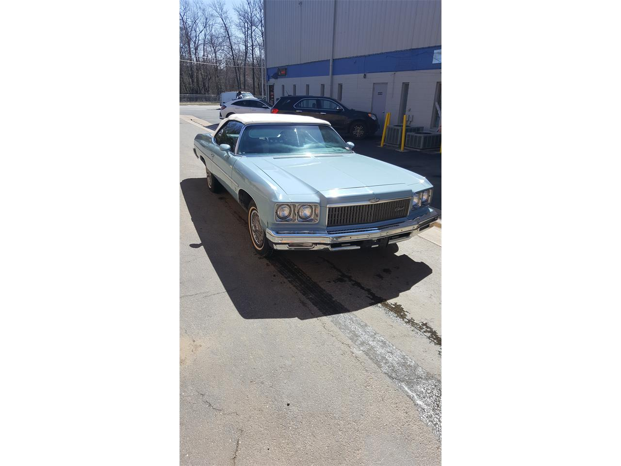 Large Picture of 1975 Caprice located in Maryland - FF2X