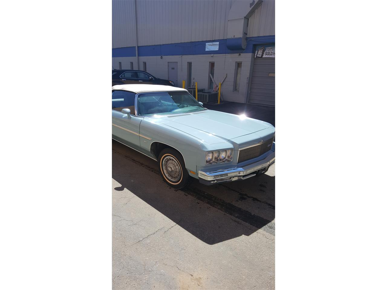 Large Picture of '75 Chevrolet Caprice Offered by a Private Seller - FF2X