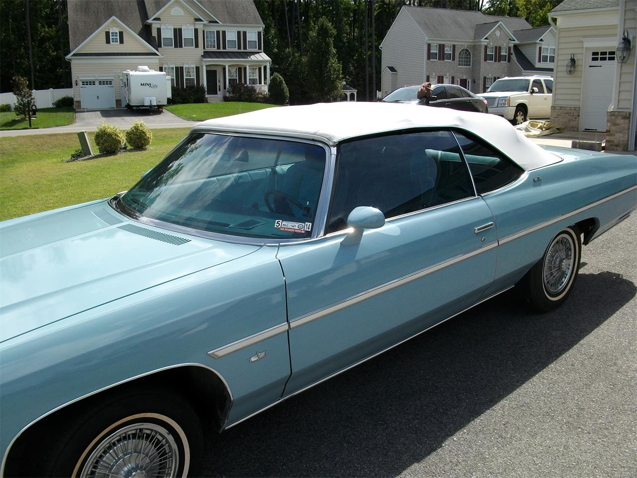 Large Picture of 1975 Caprice located in Great Mills Maryland - $20,000.00 Offered by a Private Seller - FF2X