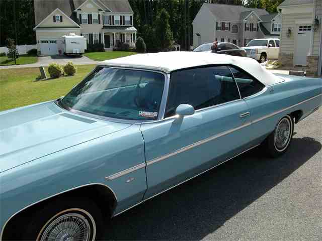 Picture of 1975 Chevrolet Caprice located in Great Mills Maryland - $25,000.00 - FF2X