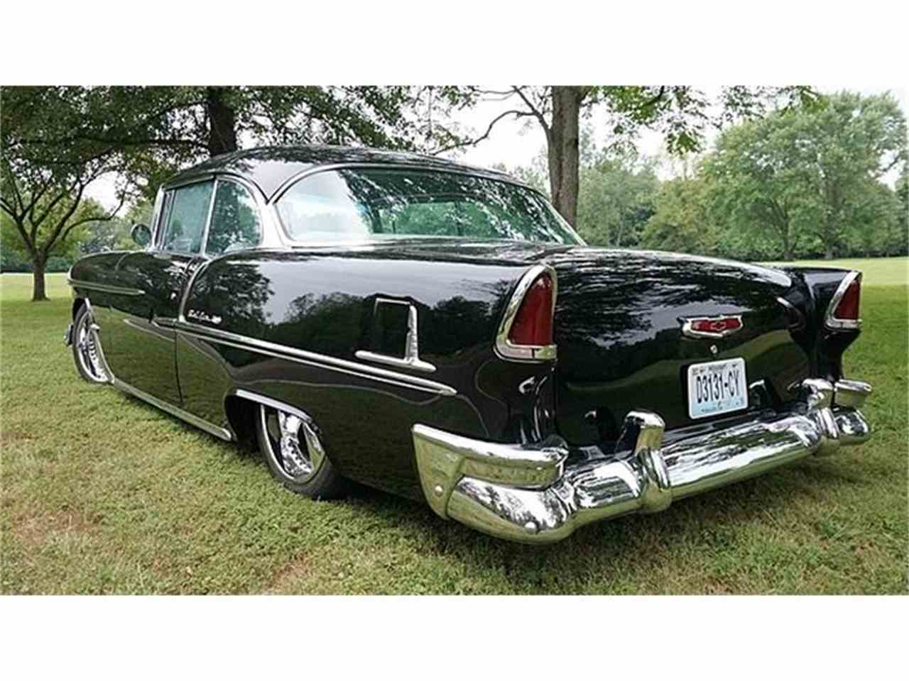 Large Picture of '55 Bel Air - FF5T