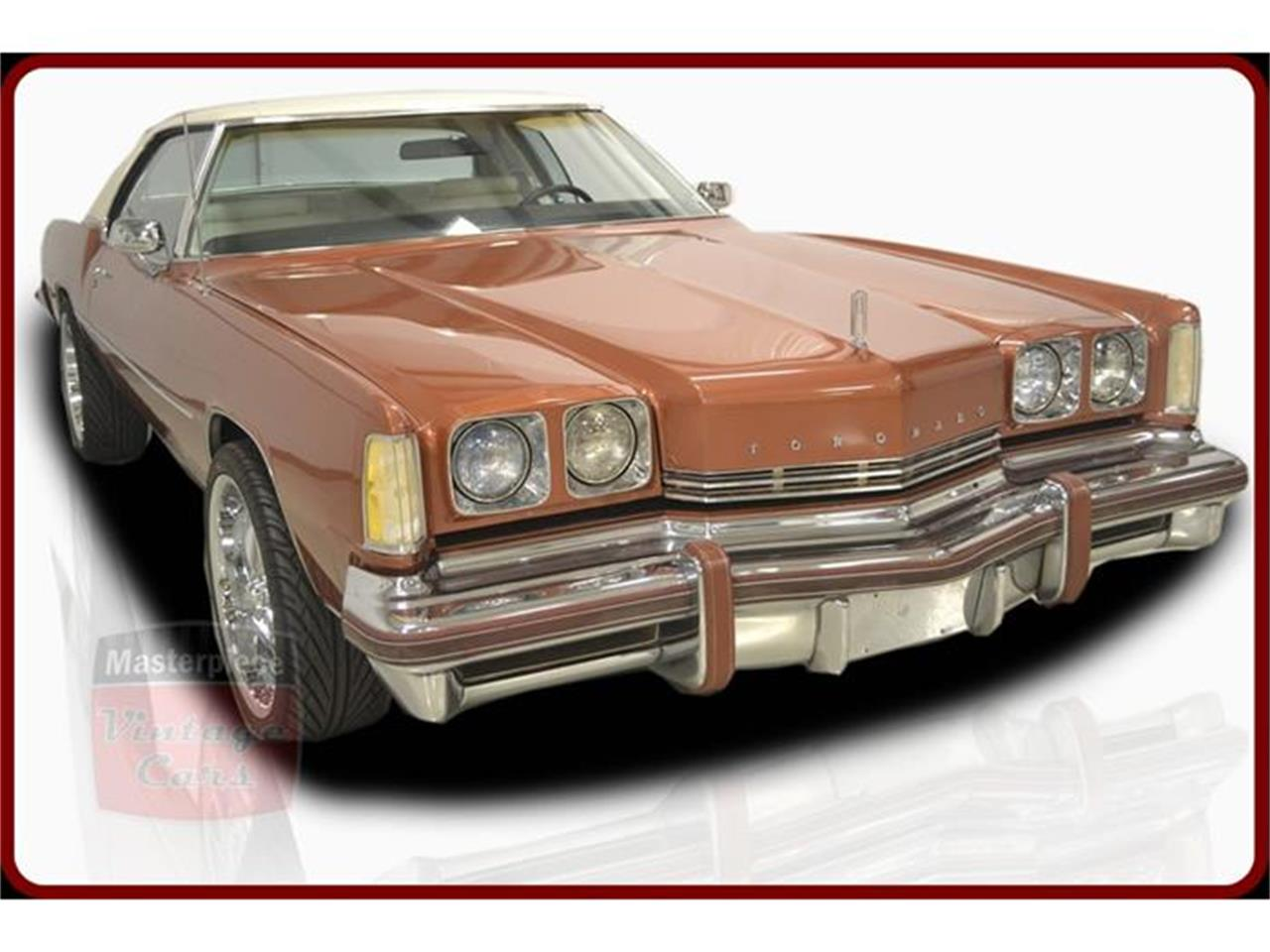 Large Picture of '74 Toronado - FGMT