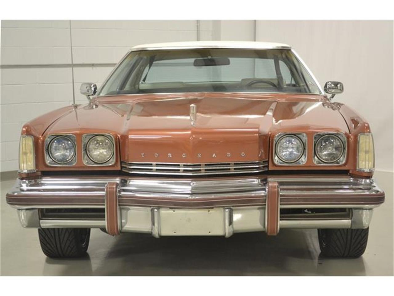 Large Picture of 1974 Oldsmobile Toronado located in Whiteland Indiana - $9,950.00 Offered by Masterpiece Vintage Cars - FGMT
