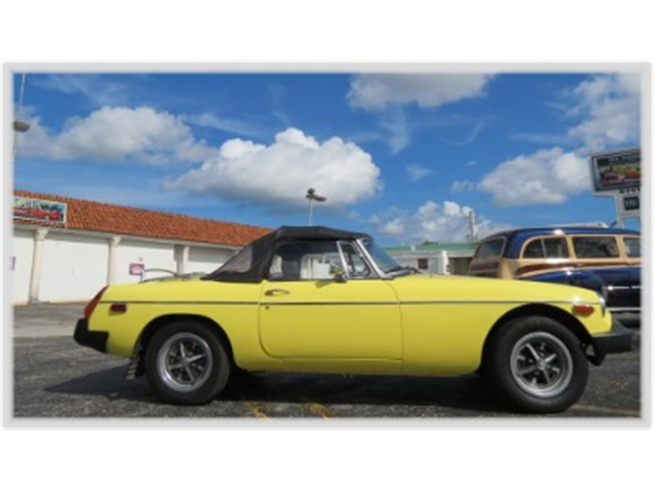 Large Picture of 1977 MG MGB located in Miami Florida Offered by Sobe Classics - FGMU