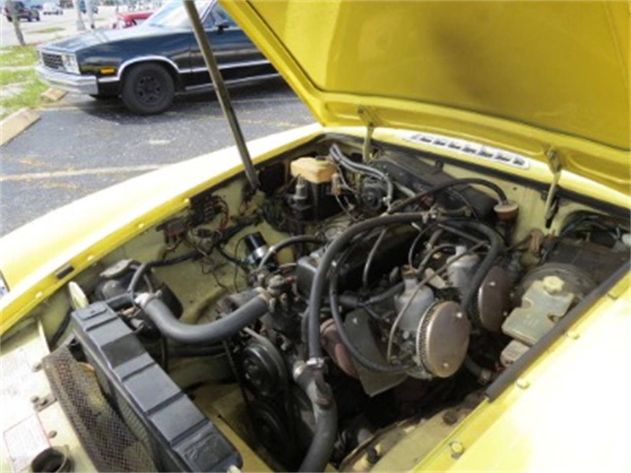 Large Picture of '77 MGB Offered by Sobe Classics - FGMU