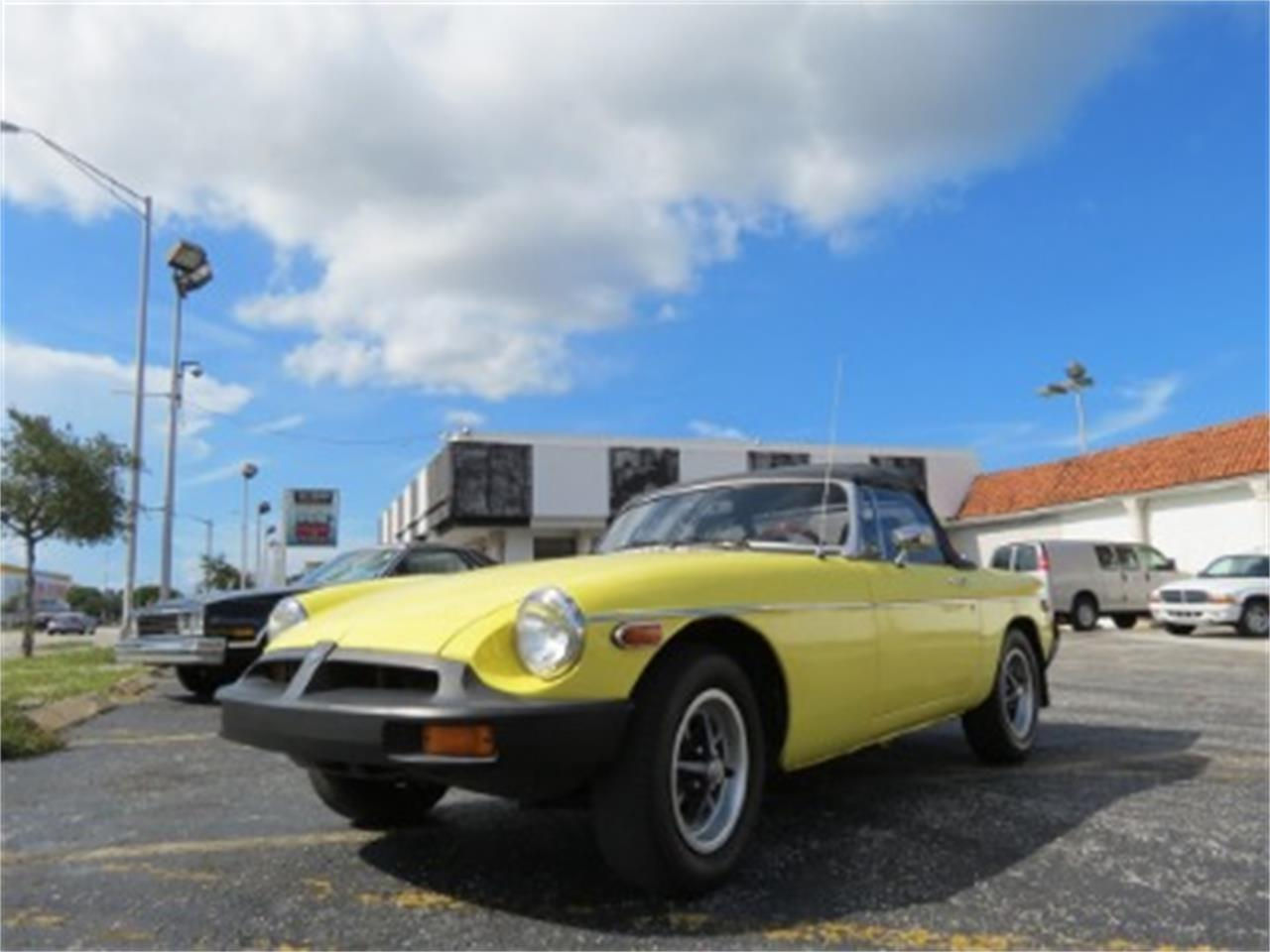 Large Picture of 1977 MGB - $12,500.00 Offered by Sobe Classics - FGMU