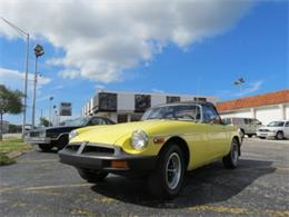 Picture of '77 MG MGB located in Miami Florida Offered by Sobe Classics - FGMU
