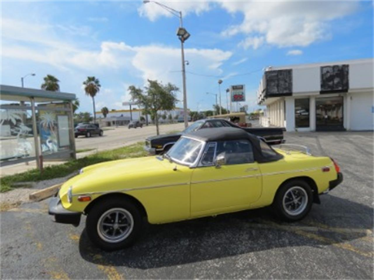 Large Picture of '77 MGB located in Florida - $12,500.00 Offered by Sobe Classics - FGMU