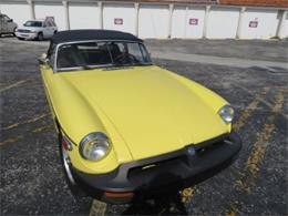 Picture of 1977 MGB located in Miami Florida - $12,500.00 Offered by Sobe Classics - FGMU