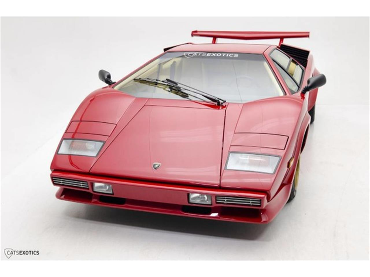 Large Picture of '83 Countach - FGU6