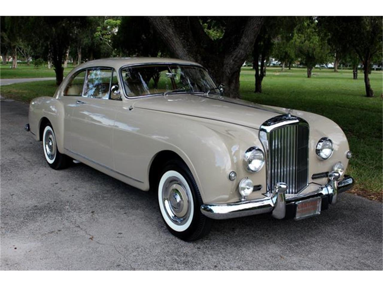 Large Picture of Classic '56 Bentley Continental - FHUV